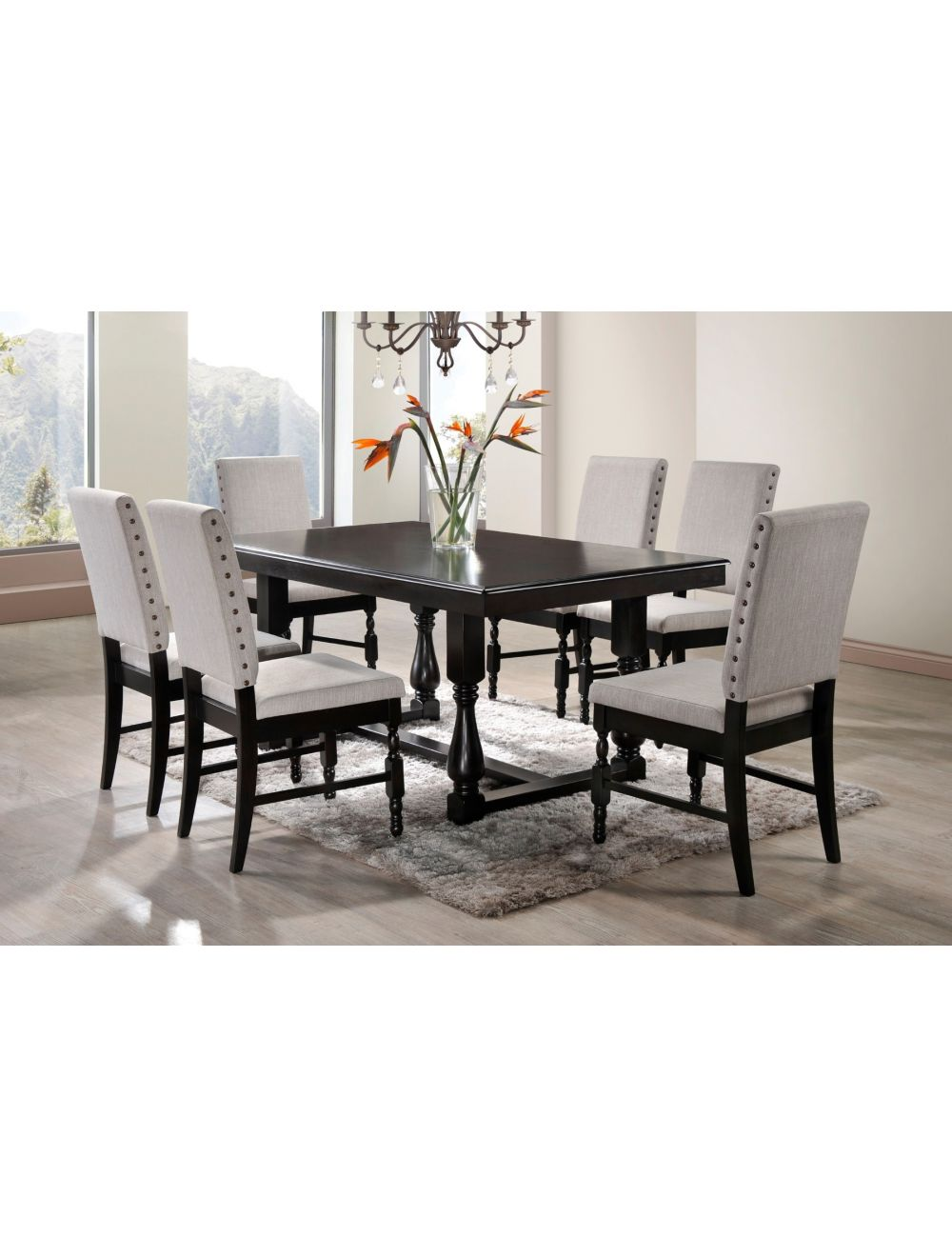 RADIAN 9 SEATER DINING TABLE SET  EMERSON   Radian Online Zambia