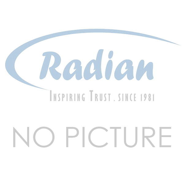 RADIAN GOLF UMBRELLA BLACK - GU270