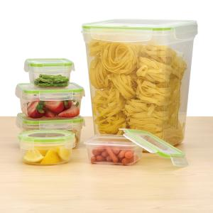 12 PIECES FOOD STORAGE BINS - STORAGE_CL_12PC