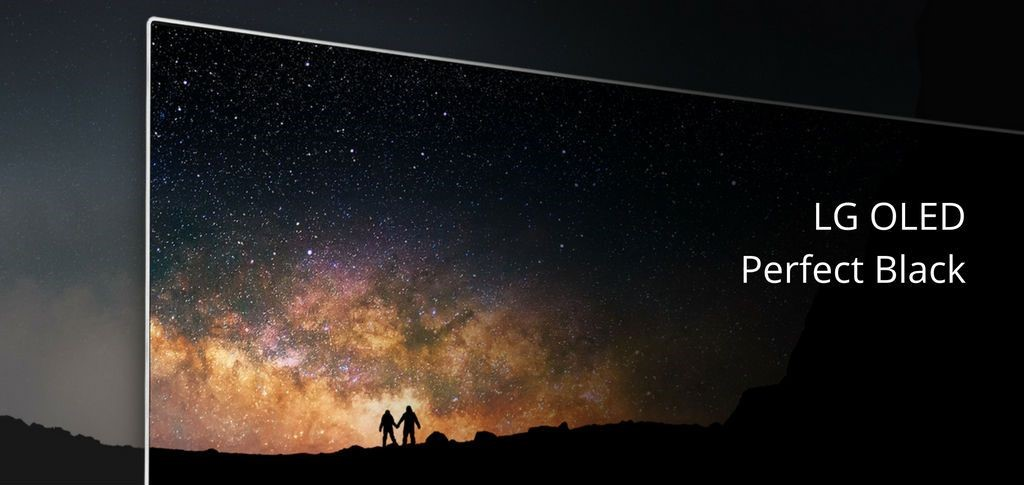 Thanks to the self-lighting pixels, which are unique to LG OLED TV, you get infinite contrast, delivering the deepest and darkest blacks possible
